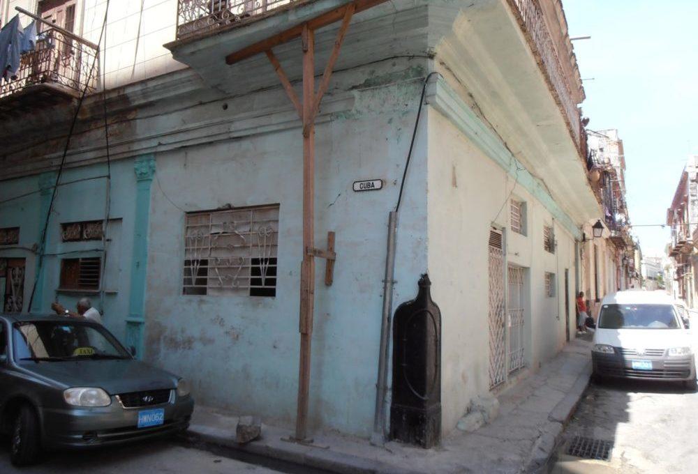 Viviendas en la Habana Vieja