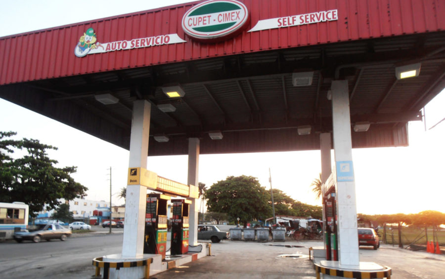 Combustibles en el Transporte