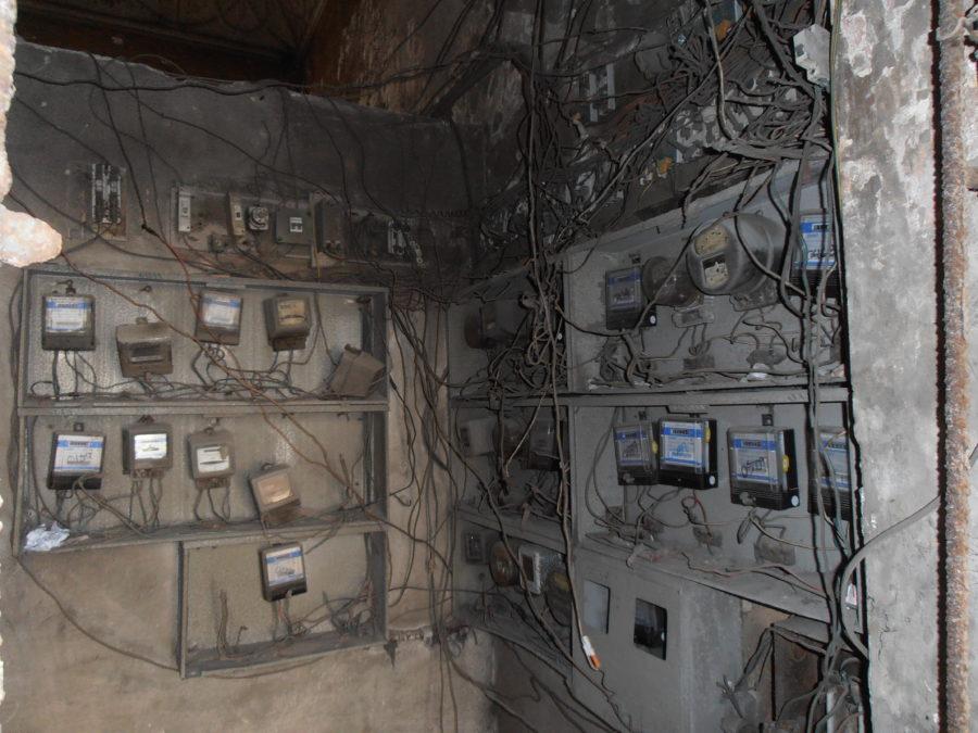 Consumo de electricidad en hogares