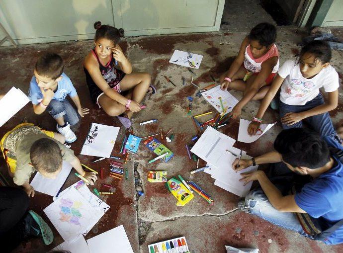 Niños en Costa Rica