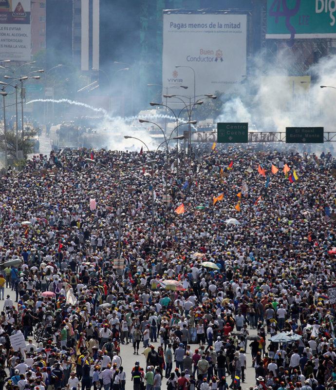 Venezuela – Muertes en Protestas