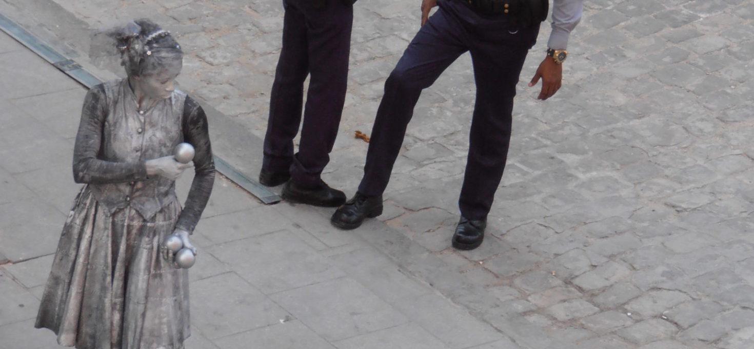 Salario de la Policía