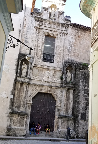 Población en La Habana