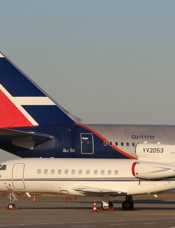 Aviones Ejecutivos